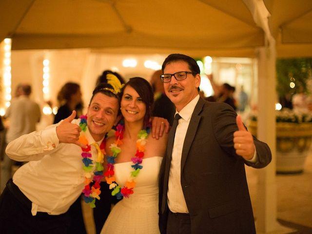 Il matrimonio di Giorgia e Massimiliano a Polignano a Mare, Bari 61