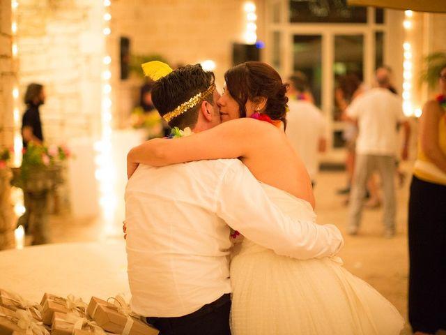 Il matrimonio di Giorgia e Massimiliano a Polignano a Mare, Bari 63