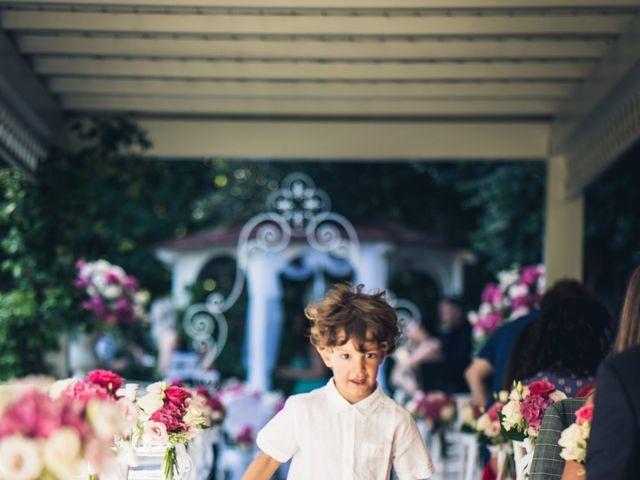 Il matrimonio di Serena e Pasquale a Buti, Pisa 12