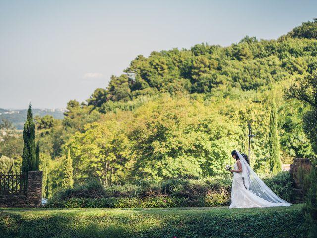 Il matrimonio di Serena e Pasquale a Buti, Pisa 13