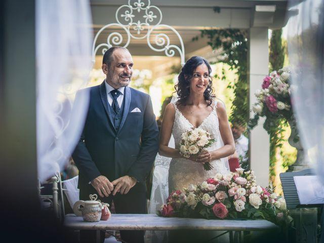 Il matrimonio di Serena e Pasquale a Buti, Pisa 15