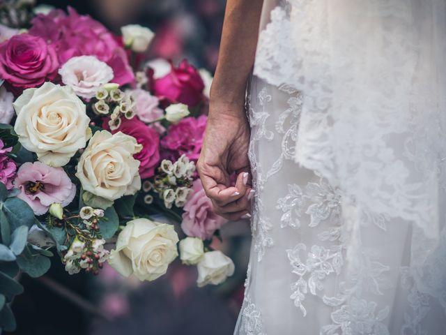 Il matrimonio di Serena e Pasquale a Buti, Pisa 16
