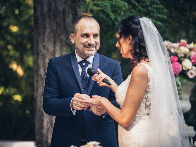Il matrimonio di Serena e Pasquale a Buti, Pisa 19