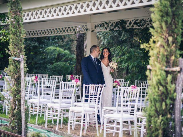 Il matrimonio di Serena e Pasquale a Buti, Pisa 20
