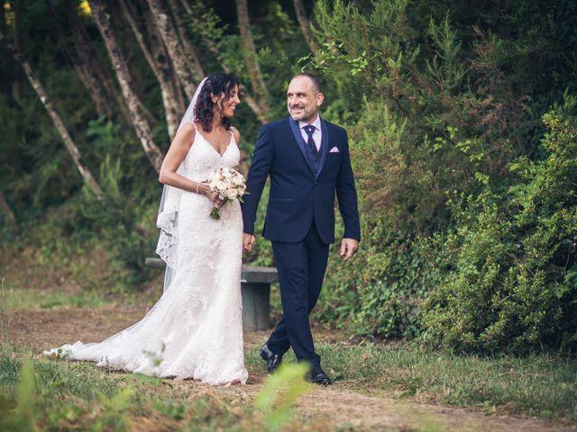 Il matrimonio di Serena e Pasquale a Buti, Pisa 21