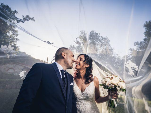 Il matrimonio di Serena e Pasquale a Buti, Pisa 22