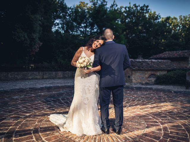 Il matrimonio di Serena e Pasquale a Buti, Pisa 24