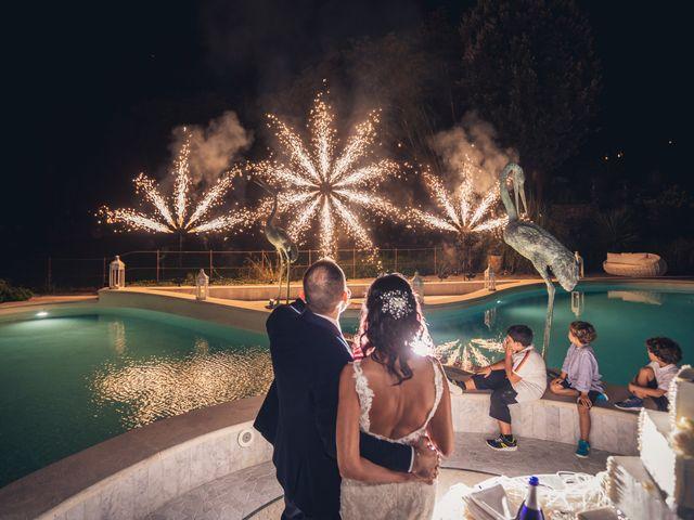 Il matrimonio di Serena e Pasquale a Buti, Pisa 35