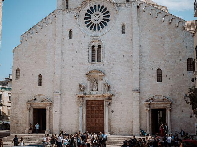 Il matrimonio di Stefano e Alessia a Bari, Bari 22