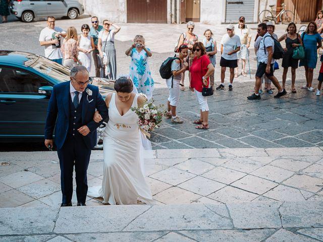 Il matrimonio di Stefano e Alessia a Bari, Bari 24