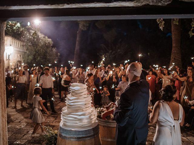 Il matrimonio di Stefano e Alessia a Bari, Bari 62