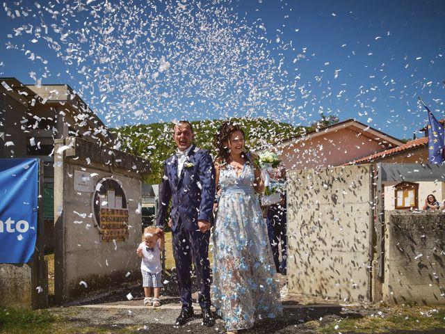 Le nozze di Luciana e Alessandro