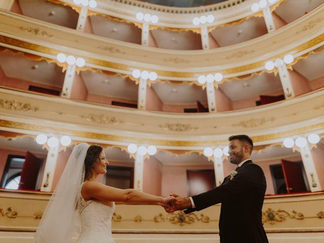 Il matrimonio di Andrea e Beatrice a Atri, Teramo 1