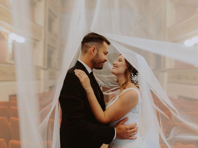 Il matrimonio di Andrea e Beatrice a Atri, Teramo 2