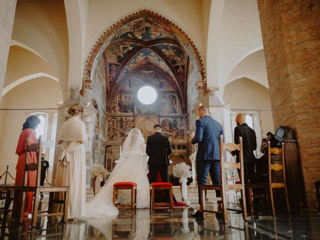 Il matrimonio di Andrea e Beatrice a Atri, Teramo 4