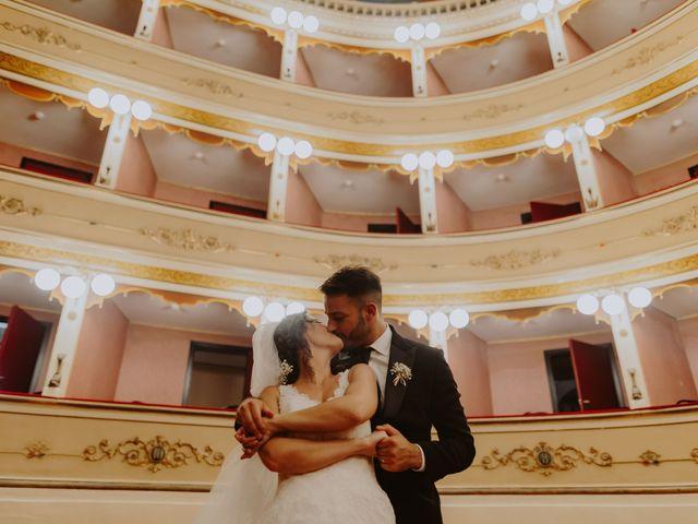 Il matrimonio di Andrea e Beatrice a Atri, Teramo 12