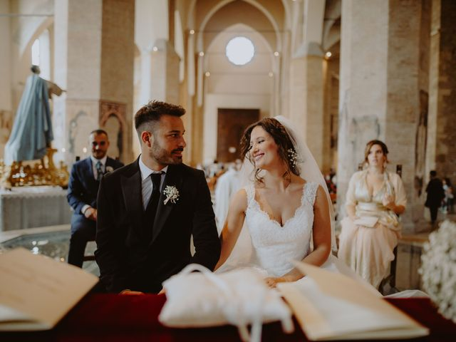 Il matrimonio di Andrea e Beatrice a Atri, Teramo 15