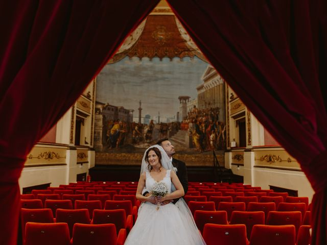 Il matrimonio di Andrea e Beatrice a Atri, Teramo 16