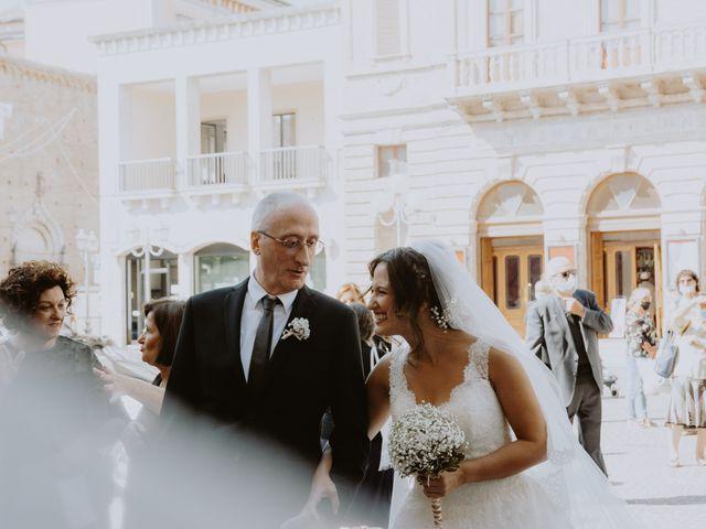 Il matrimonio di Andrea e Beatrice a Atri, Teramo 20
