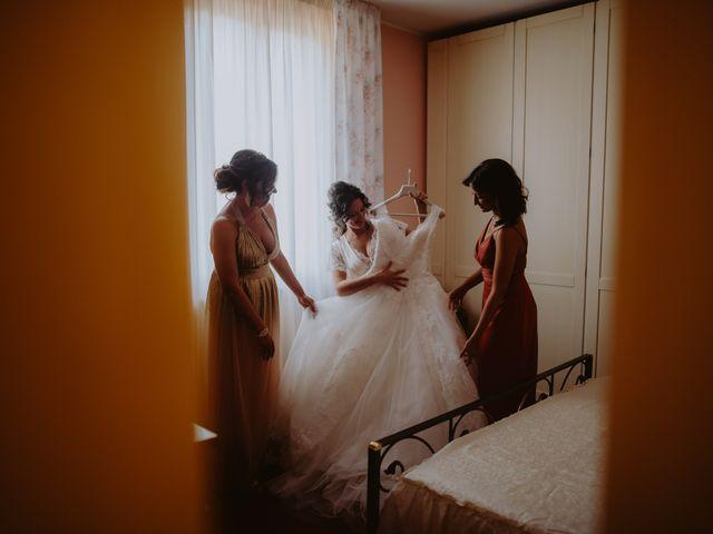 Il matrimonio di Andrea e Beatrice a Atri, Teramo 56