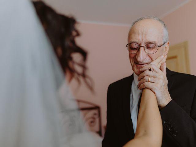 Il matrimonio di Andrea e Beatrice a Atri, Teramo 80