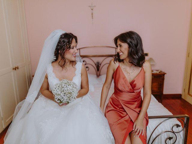 Il matrimonio di Andrea e Beatrice a Atri, Teramo 87
