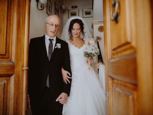 Il matrimonio di Andrea e Beatrice a Atri, Teramo 95