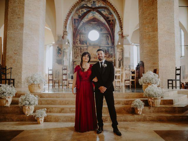 Il matrimonio di Andrea e Beatrice a Atri, Teramo 96
