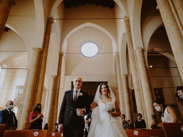 Il matrimonio di Andrea e Beatrice a Atri, Teramo 97