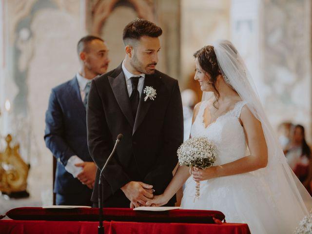 Il matrimonio di Andrea e Beatrice a Atri, Teramo 98
