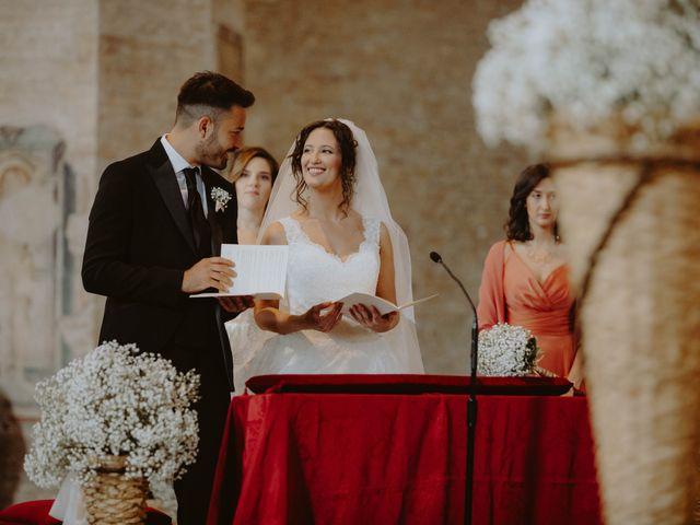 Il matrimonio di Andrea e Beatrice a Atri, Teramo 99