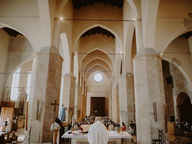Il matrimonio di Andrea e Beatrice a Atri, Teramo 102