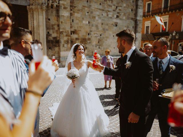 Il matrimonio di Andrea e Beatrice a Atri, Teramo 104