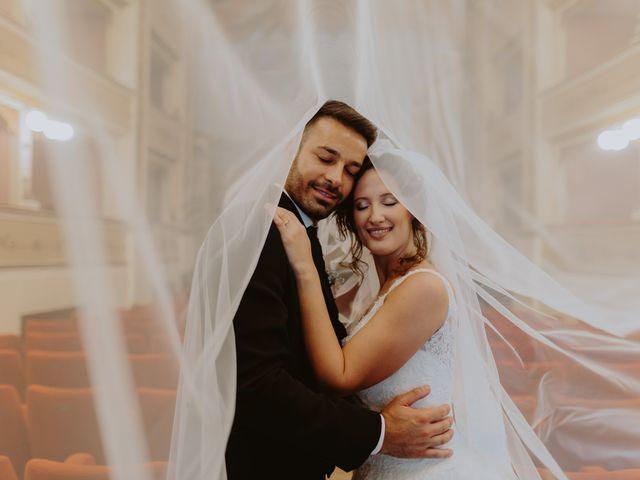 Il matrimonio di Andrea e Beatrice a Atri, Teramo 105