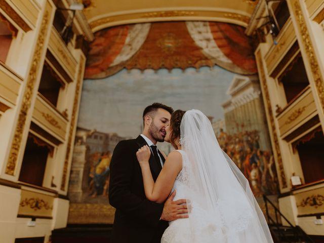 Il matrimonio di Andrea e Beatrice a Atri, Teramo 108