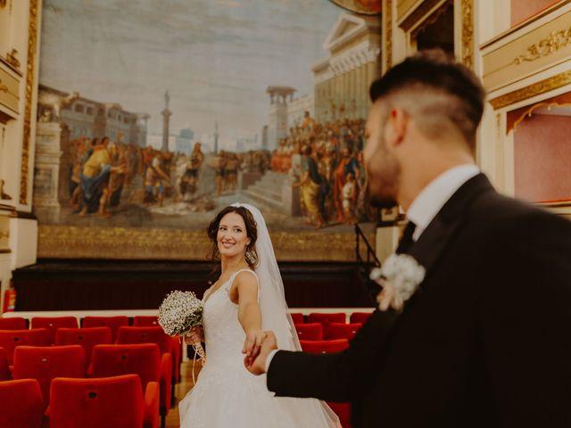 Il matrimonio di Andrea e Beatrice a Atri, Teramo 109