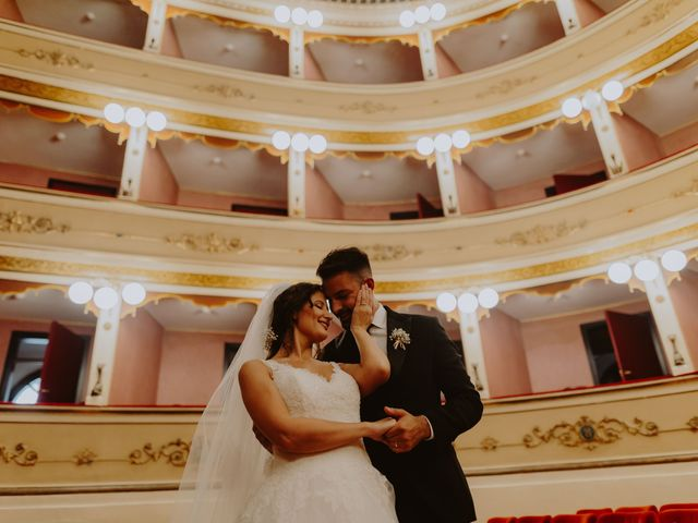 Il matrimonio di Andrea e Beatrice a Atri, Teramo 111