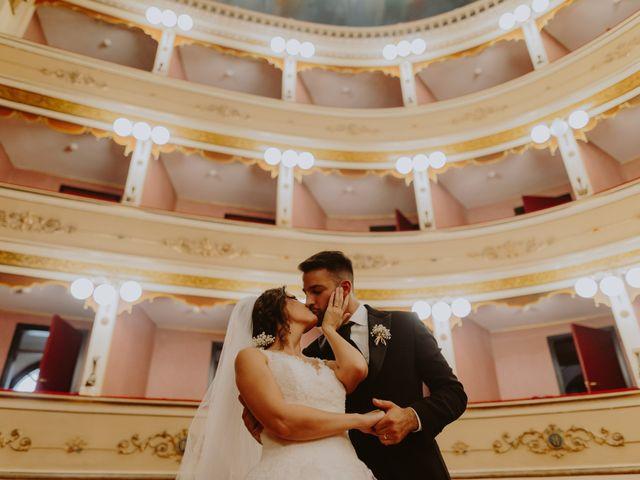 Il matrimonio di Andrea e Beatrice a Atri, Teramo 112
