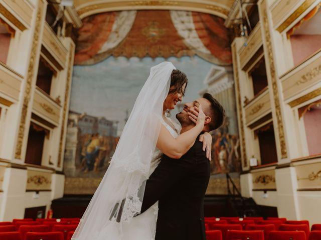 Il matrimonio di Andrea e Beatrice a Atri, Teramo 114