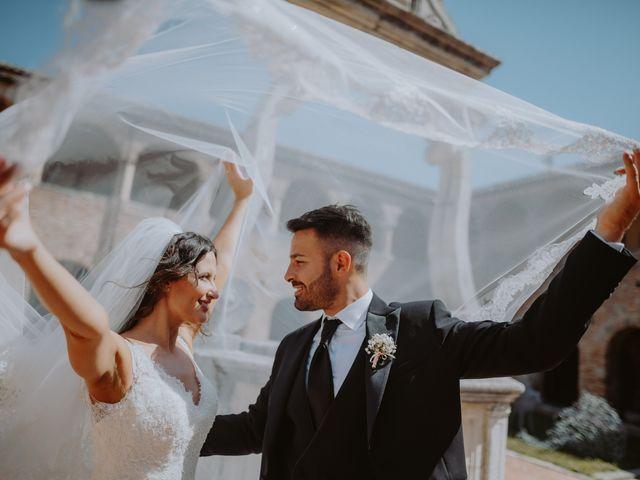 Il matrimonio di Andrea e Beatrice a Atri, Teramo 118