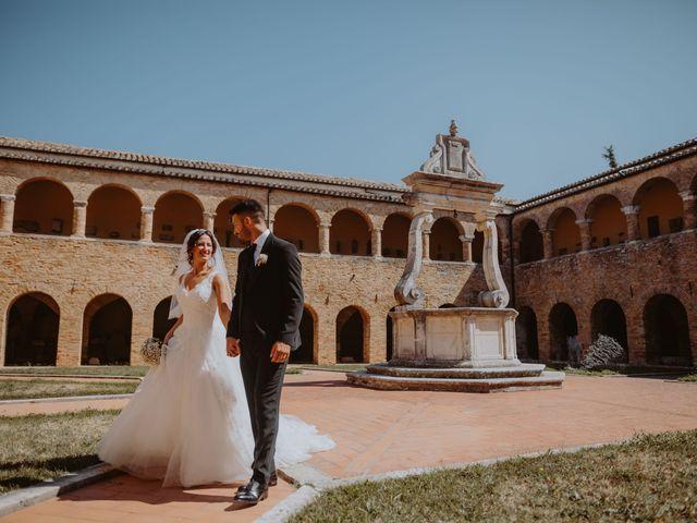 Il matrimonio di Andrea e Beatrice a Atri, Teramo 119