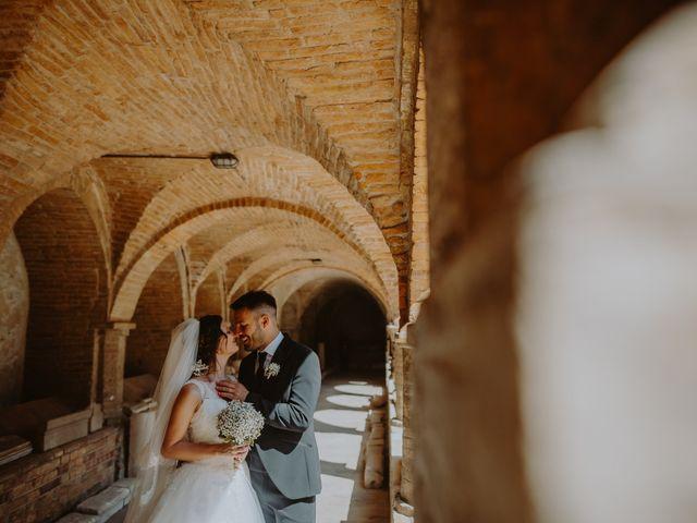Il matrimonio di Andrea e Beatrice a Atri, Teramo 120