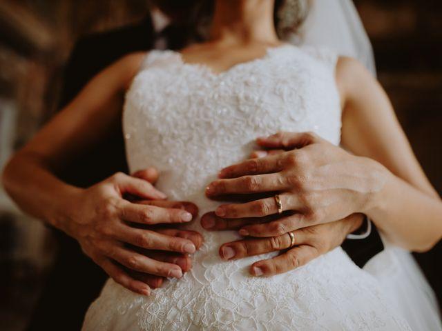 Il matrimonio di Andrea e Beatrice a Atri, Teramo 122