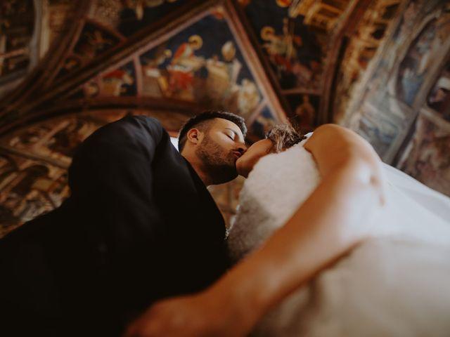 Il matrimonio di Andrea e Beatrice a Atri, Teramo 123