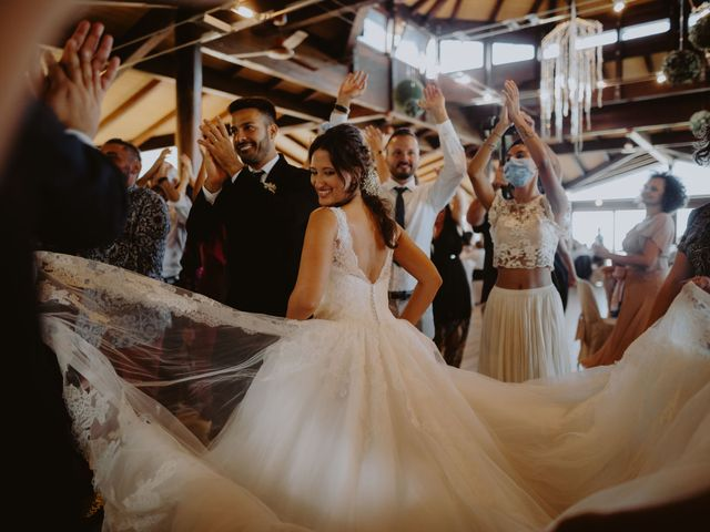 Il matrimonio di Andrea e Beatrice a Atri, Teramo 131