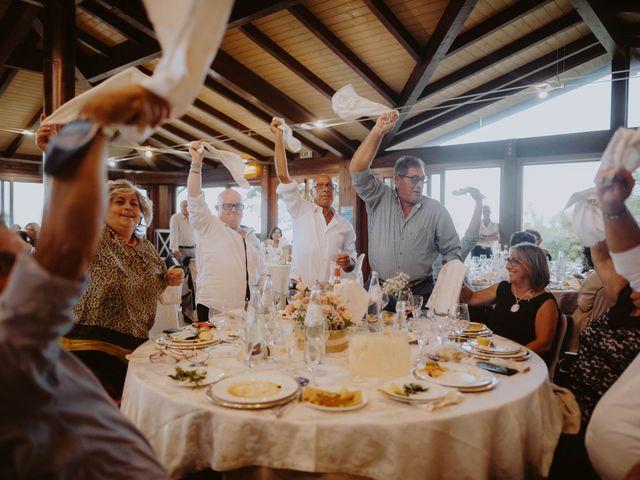 Il matrimonio di Andrea e Beatrice a Atri, Teramo 133