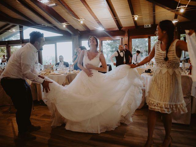 Il matrimonio di Andrea e Beatrice a Atri, Teramo 135