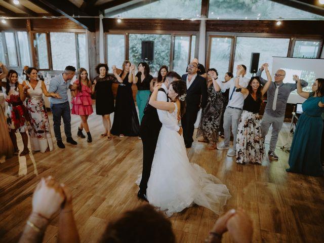 Il matrimonio di Andrea e Beatrice a Atri, Teramo 141