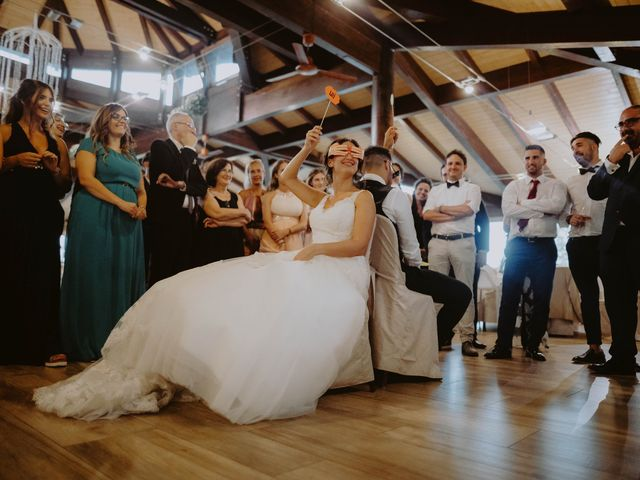 Il matrimonio di Andrea e Beatrice a Atri, Teramo 142