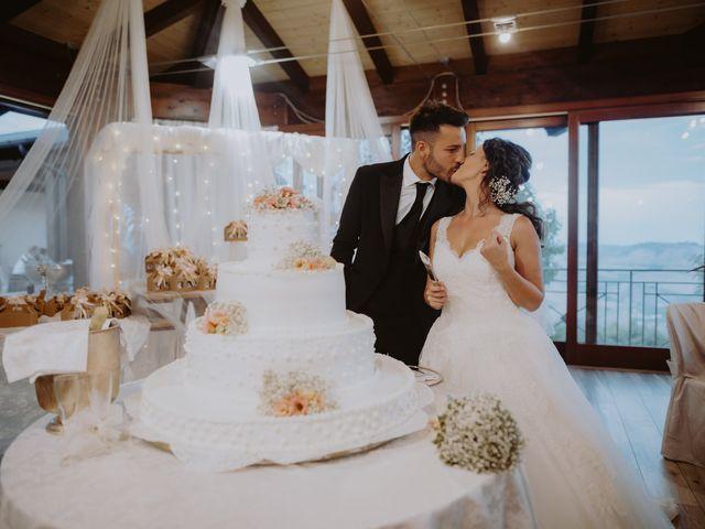 Il matrimonio di Andrea e Beatrice a Atri, Teramo 143